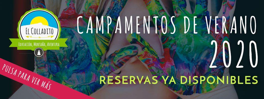 Campamentos de Verano 2020 Los Molinos Madrid